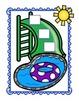 Summer Slide {CVC Spelling}