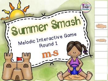 Summer Smash - Round 1 (M-S)