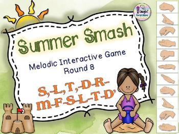 Summer Smash - Round 8 (S,-L,-T,-D-R-M-F-S-L-T-D')