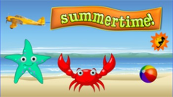 Summer Song- No Lyrics