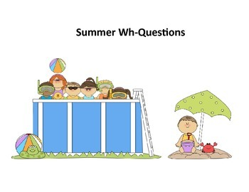 Summer Speech-Language Therapy: How Many, Who, and Where Q