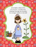 Summer Sprouts Kindergarten-2nd grade Summer Reading Guide