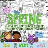 Spring reading and writing activities!