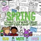 Spring writing activities!