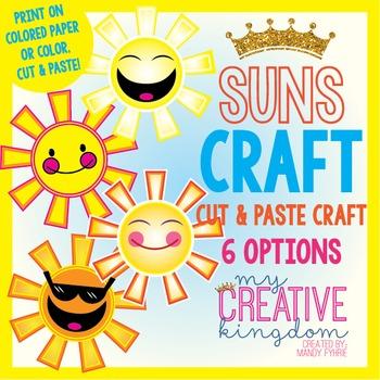 Summer Sun (Glyph) Craft