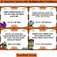 Multiplication and Division Word Problems: Summer PowerPoi
