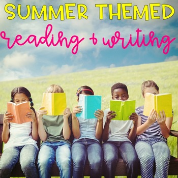 Summer Reading and Writing
