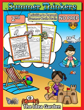 Summer Thinkers - Review NO PREP (Second)