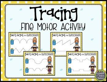 {Summer} Tracing Center