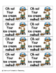 Summer Treats Phonics: Vowel Digraphs and Diphthongs Pack