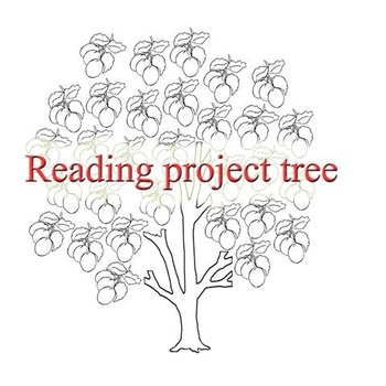 Summer reading tree project