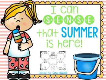 Summer with the Five Senses