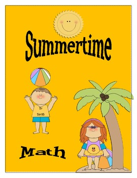 Summertime Math Practice Common Core