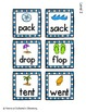 Summertime Rhymes- Differentiated Matching Activity