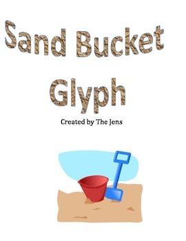 Summertime Sand Bucket Glyph