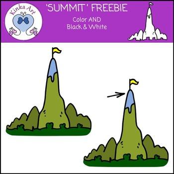 Summit Freebie Clip Art
