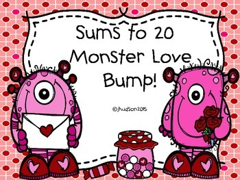 Sums to 20-Monster Love Bump!!