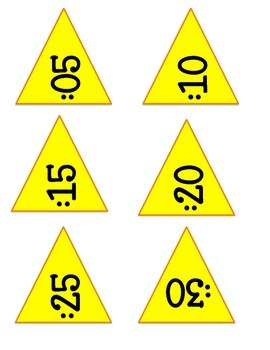Sun Clock Labels