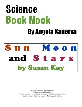 Sun, Moon and Stars Literature Book Reflection