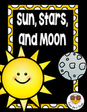 Sun, Stars, and Moon : Day and Night