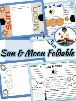 Sun and Moon Foldable-Interactive Notebook