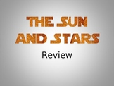 Sun and Stars Unit Review PPT