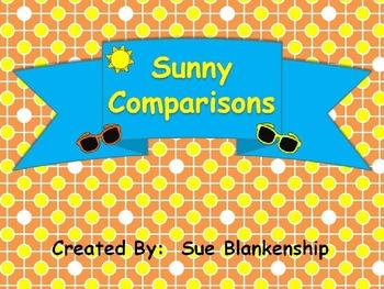 Sunny Comparisons
