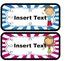 Sunrays Editable Tags & Labels {Classroom Printables} Back