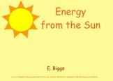 Sun's Energy- Smartboard