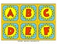Sunshine ABC, 123 Cards