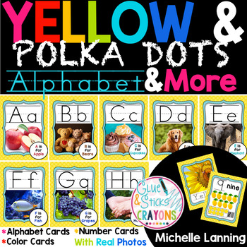 Sunshine Alphabet & Colors with Real photos!