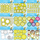 Sunshine Clipart Mega Pack