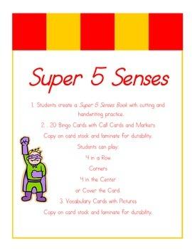 Super 5 Senses