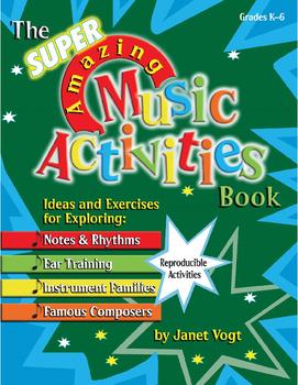 Super Amazing Music Activities: Romantic & 20th-Century Co