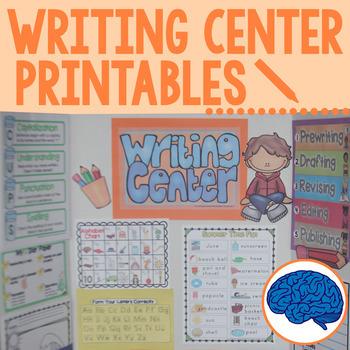 9 Writing Center (Print & Go)