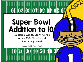 Super Bowl Addition to 10
