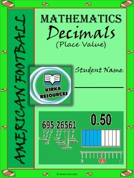 Decimals - Football