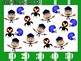Super Bowl Football Graphing Boards