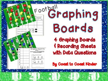 Football Graphing Boards