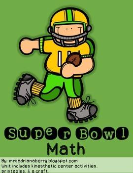 Super Bowl Math