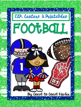 Football ELA activities