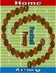 Football Math Skills & Learning Center (Ratios, Rates, & P