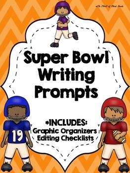 Super Bowl Writing
