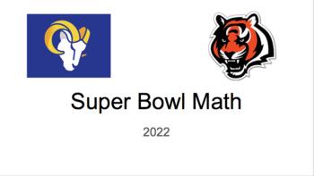 Super Bowl 50 Math