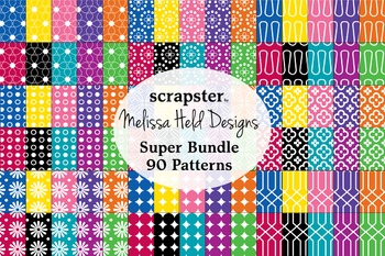 Pattern Super Bundle Collection