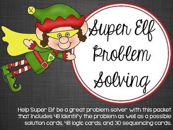 Super Elf Problem Solving