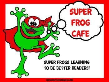 Super Frog CAFE