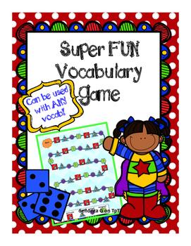 Super Fun Versatile Vocabulary Game