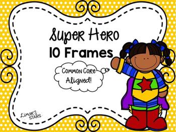 Super Hero 10 Frames