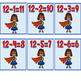 Super Hero Addition/Subtraction Facts